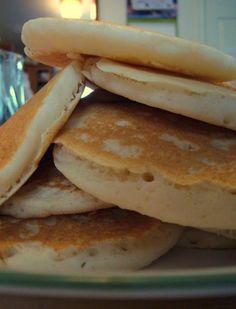 Ricette Dieta: Pancake Dukan Senza Crusca