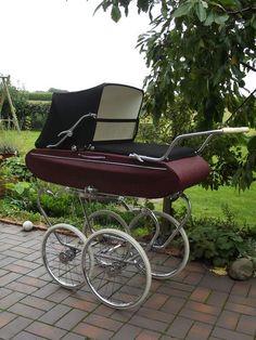 Van Werven, Nederlandse kinderwagen einde jaren 60 - €315.00 : Kinderwagen-Nostalgie.Com