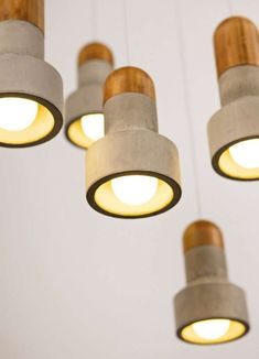The And Pendant Light by Bentu Design is Calm and Simple #bamboo #furniture trendhunter.com