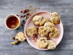 Sjokoladekjeks Biscotti, Cereal, Cookies, Breakfast, Food, Crack Crackers, Morning Coffee, Biscuits, Essen