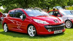 peugeot 207 modified - Google Search