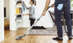 No one wants to make household chores any more difficult. Gather some tips on the right order to do chores for an easier-to-clean home.