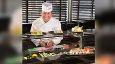 Top Sushi Expert to Train Holland America Chefs