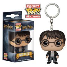 Harry Potter Pocket Pop keychain by Funko