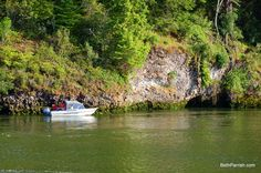Fishing Hole.  Columbia River near Cathlamet.