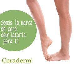 #Ceraderm #CeraDepiladora #Salud #Belleza