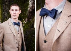 Pendleton Rustic Wedding Inspiration Shoot