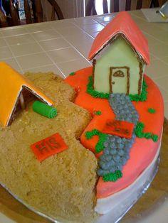 Divorce Cake by Lets Bake Some Cake, via Flickr