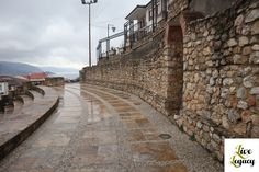Live a Legacy Macedonia, Sidewalk, Europe, Live, Travel, Viajes, Side Walkway, Walkway, Destinations