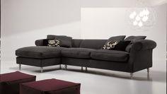 Sofa OPIUM by Saba Italia  www.sabaitalia.it  #saba #sabaitalia #italia #opium #sofa #interior #design #interiordesign #fabric #furniture #designer #furnishing #living #home #collection #comfort #modern #madeinitaly