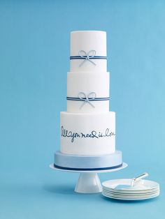 25 Prettiest Cakes - The Knot