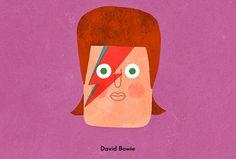 Mauro Gatti est un illustrateur Italien basé à Venise. Son dernier projet en date est cette vidéo d'animation intitulée sobrement « Radio » réalisée en collaboration avec Stephano Meazza et Daniele Carmosino. On y voit le visage d'un personnage se transformer tour à tour en figures de musiciens connus. De Ozzy Osburne à David Bowie en passant par Daft Punk.