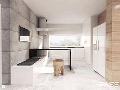 Kuchnia styl Minimalistyczny - zdjęcie od PASS architekci - Kuchnia - Styl Minimalistyczny - PASS architekci