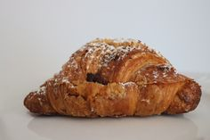 Yes sometimes I go hours without croissants; it's called sleeping!  . . . . . . . . . #almond #almondcroissant #croissant  #baked