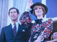 Charles & Diana, 1981