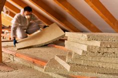 7 Tips for Insulating Attics and Roofs  Adding #insulation to an unfinished attic or a bare roof cuts back on the cost of your energy bills and keeps the temperatures inside your home more comfortable.Handy #DIY project for the weekend!