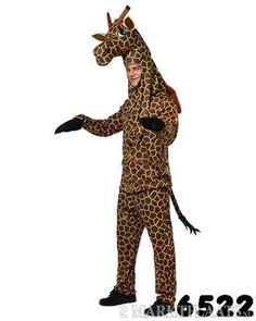 GIRAFFE kostuum! Carnaval vrijgezellenfeest - Kleding | Heren - Carnavalskleding en Feestkleding