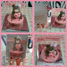 Cupcake aniversario