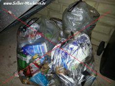 Selber-Macherin: 10 einfache Tipps um Müll zu vermeiden und Geld zu sparen!