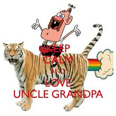 Uncle Grandpa!!.