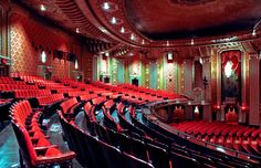warner theater in Erie, PA | This is the Warner Theater in my hometown of Erie, Pa.: