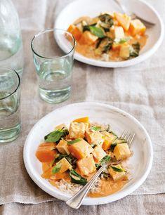 Thai-Style Tofu and Butternut Squash Curry | Williams-Sonoma Taste