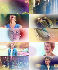 Collage de Bajo la misma estrella ♥