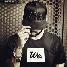 Who's the Black Sheep? #whatezitny #We #weariteverywhere #hats #caps #Menswear #Fashion #BlackSheep #Skater #Comfy #Black #StreetFashion #Trend
