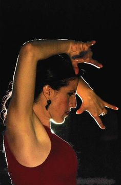 The passionate & famous flamenco danser María Pagés...  http://www.costatropicalevents.com/en/themes/flamenco/the-flamenco-culture.html
