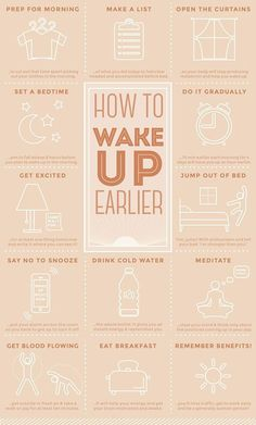 """susies-studyblr: """"Rise and Shine, guys and gals ✨ """" I actually need this a… - Health Inspiration Good Habits, Healthy Habits, Healthy Lifestyle Tips, Healthy Fit, How To Wake Up Early, Sleep Early, Study Tips, Study Habits, How To Study"""