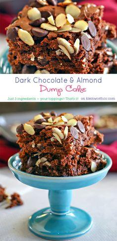 Dark Chocolate & Alm