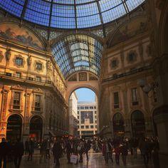 Gallerie Vittorio Emanuele Milano