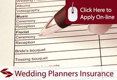 We Provide Liability Insurance For Wedding Planners In Ireland With Fast And Low Cost Quotes From Our Panel Of Specialist Providers Off