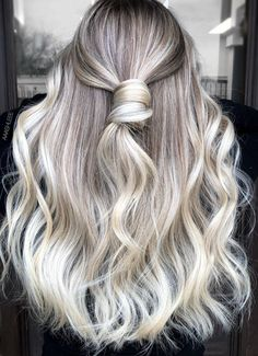 PERFECT HAIRSTYLE - ICE BLOND
