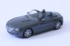 1:64 scale BMW Z4 (Black) – by Schuco Bmw Models, Bmw Z4, Scale, Collection, Black, Weighing Scale, Black People, Stairway, Weight Scale