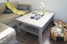 upcycling table basse ikea Atelier Fleur de Mai