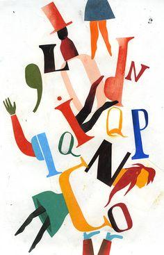 Alfabeti - Chiara Dattola