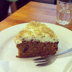 Carrot cake #1 Just for fun, hun.