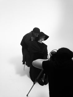 unconventional Spring/Summer 2015 Studio Shoot Backstage Studio Shoot, Spring Summer 2015, Backstage, Editorial, Fictional Characters, Image