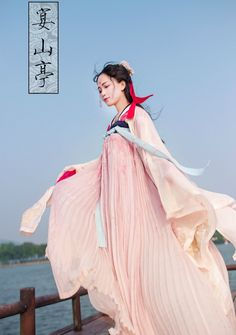 rainbow in your eyes | changan-moon:   Traditional Chinese hanfu | Tang...
