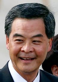 Famous Hakkas - Leung Chun Ying - Cheif Executive of Hong Kong