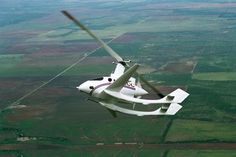CarterCopter: a high-speed, low-cost helicopter - Images