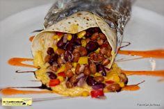 Vegetarische tortilla