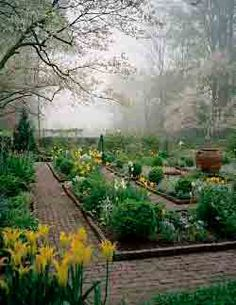 Colonial Park Perrenial Garden nj | New Jersey Botanical Gardens and Arboretums