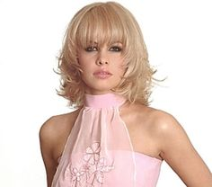 Shoulder length hairstles for thin hair | Visit curly-haircut-is-suitable-for-the-medium-length-hair ...