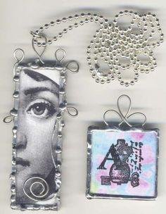 Kloj ballet soldered glass pendant glass pendants aloadofball Images