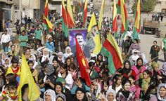 Amid Syria's Atrocities, Kurds Scratch out a home