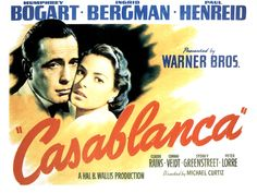 Casablanca, Director Michael Curtiz 1942