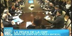"""Lanata reveló la fortuna de los """"gordos"""" de la CGT"""
