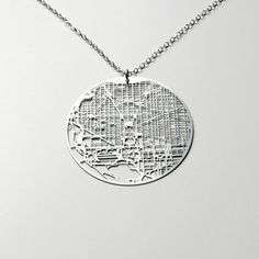 Necklace Washington DC now featured on Fab.
